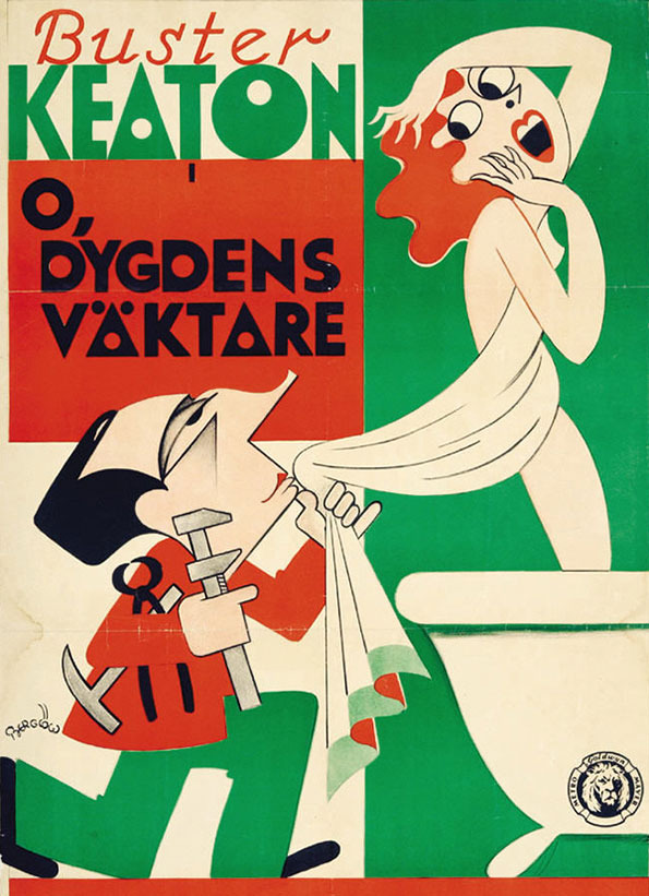 Swedish Posters for 1930s Hollywood Films: swedish_posters_16_20121008_1137046916.jpeg