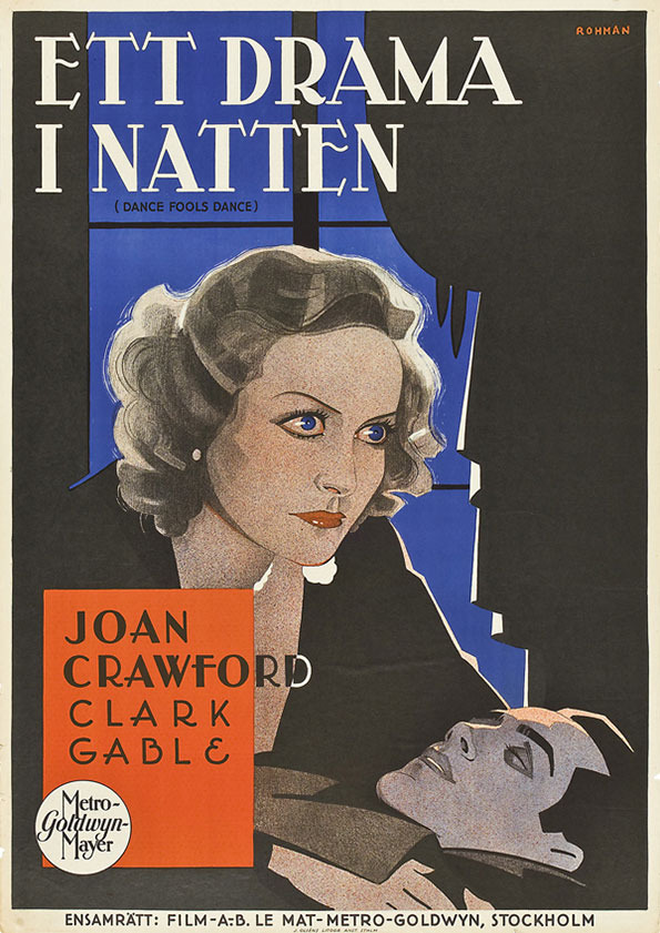 Swedish Posters for 1930s Hollywood Films: swedish_posters_17_20121008_1353387241.jpeg