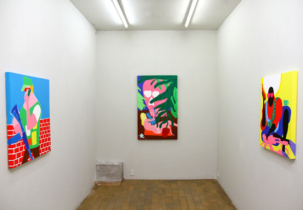 "Opening: Todd James ""Free To Be You & Me"" @ V1 Gallery, Copenhagen: reas_v1_opening_30_20121009_1124262357.jpg"