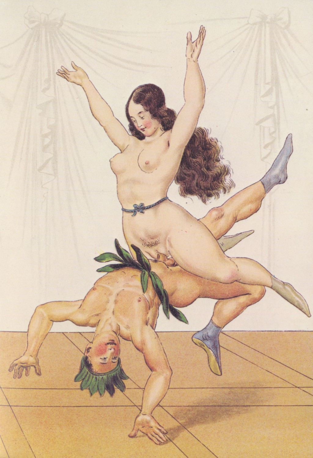 Erotic Lithographs by Peter Fendi: peter-fendis-lithographs_5_20121009_1703754409.jpeg