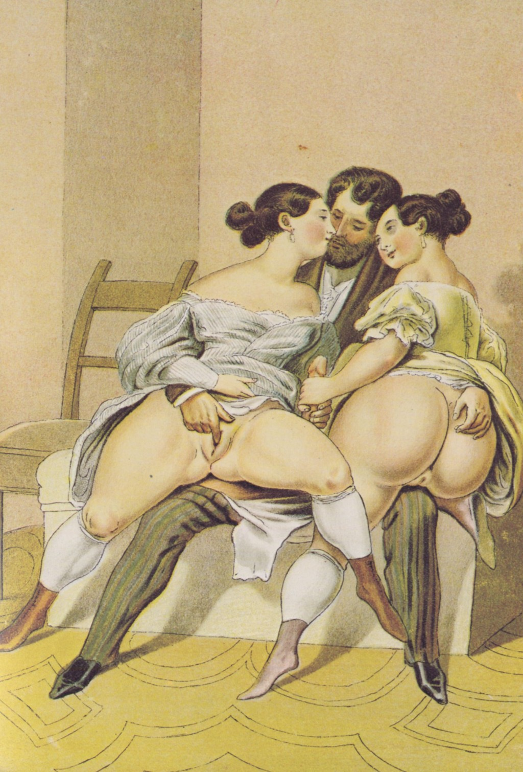 Erotic Lithographs by Peter Fendi: peter-fendis-lithographs_8_20121009_1635351753.jpeg