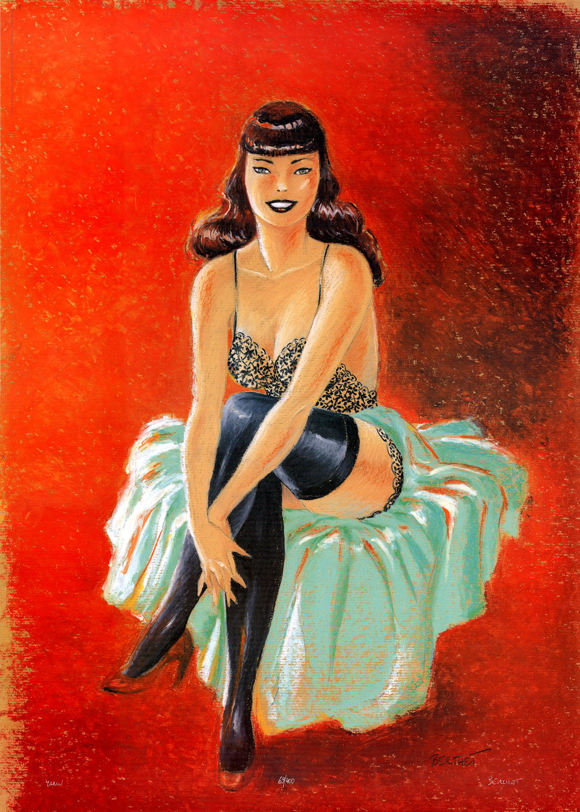 The Pin-Ups of Philippe Berthet: philippe-berthet_1_20121009_1835559611.jpeg