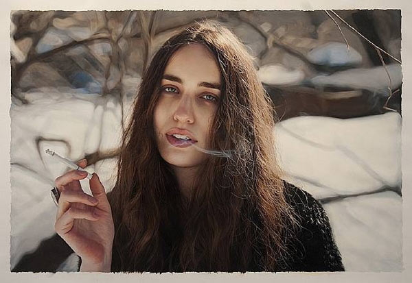 More Photoreal Works from Yigal Ozeri: yigal_ozeri_new_20_20121016_1655964848.jpg