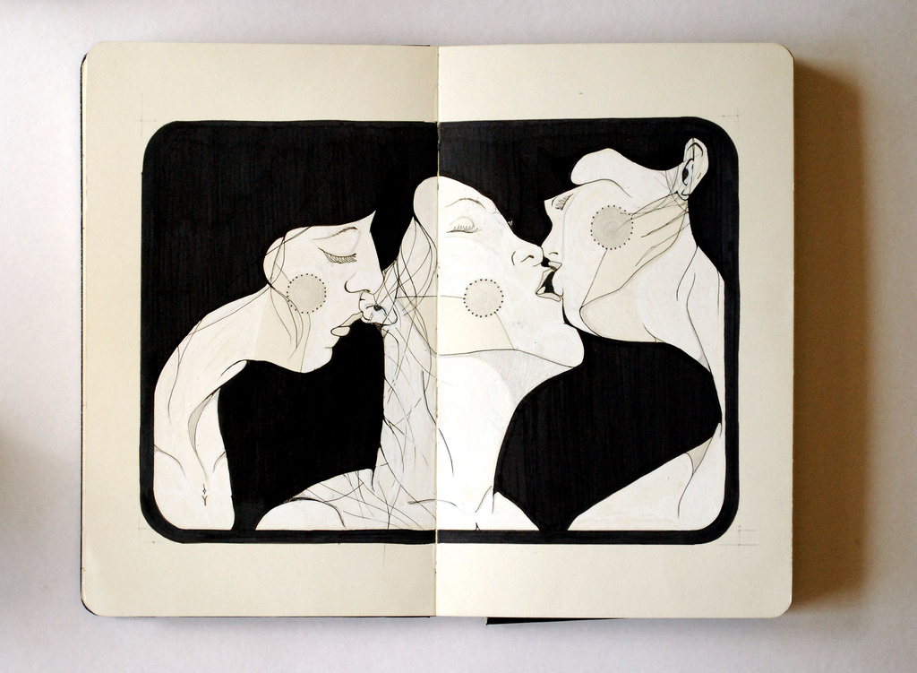 The Sketchbooks of Gabriel Kieling: 7557424488_c04544c79b_b.jpg