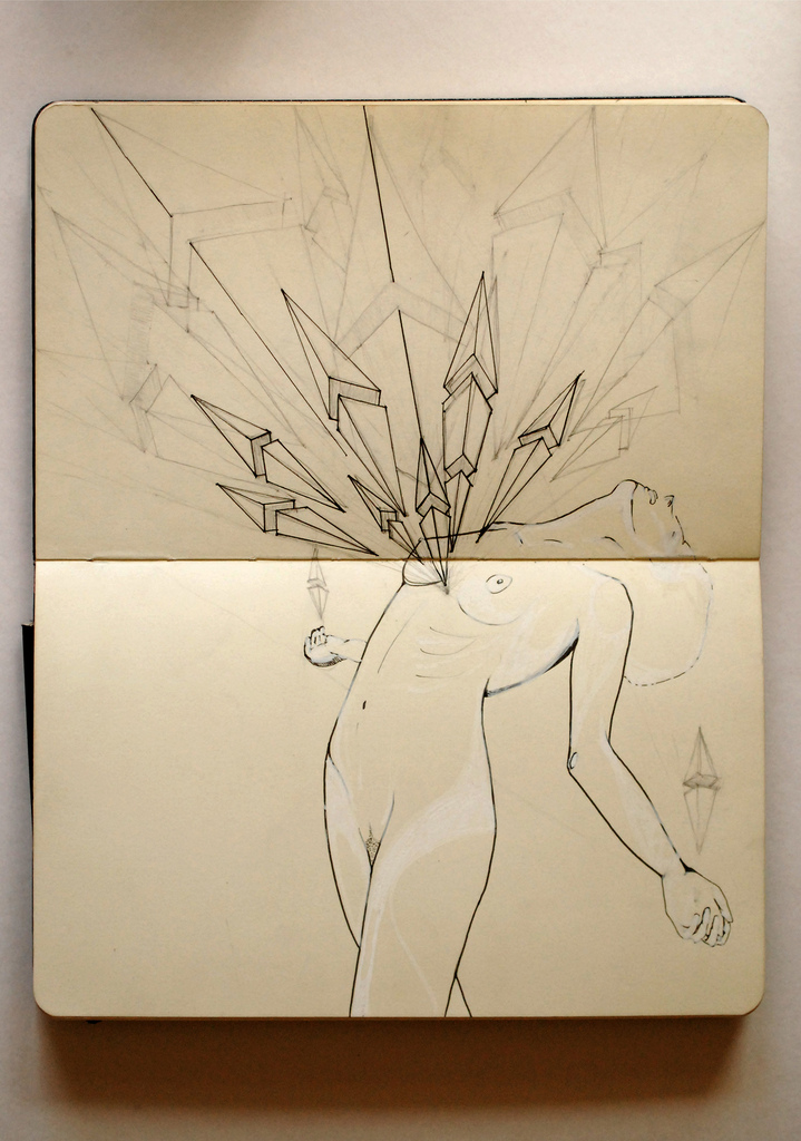The Sketchbooks of Gabriel Kieling: 7557483914_9ee3897b39_b.jpg