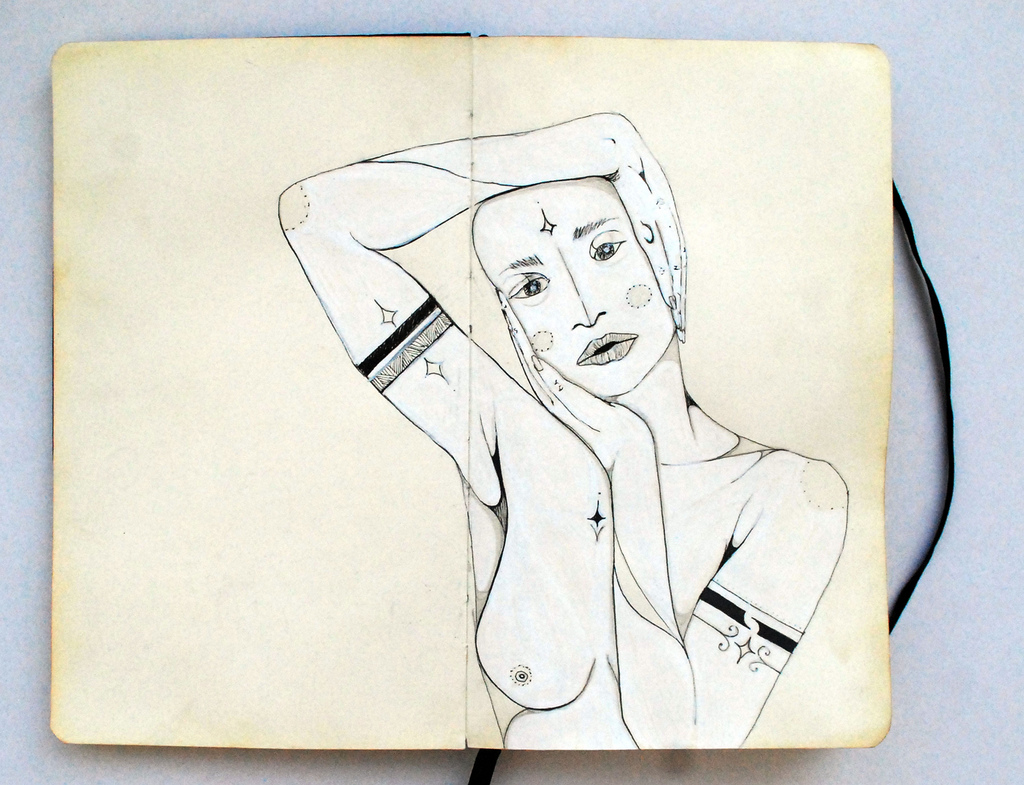 The Sketchbooks of Gabriel Kieling: 8114185841_31f03f5b64_b.jpg