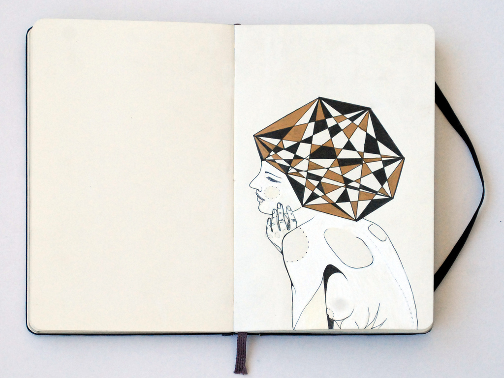 The Sketchbooks of Gabriel Kieling: 8221273204_6885f981e8_b.jpg