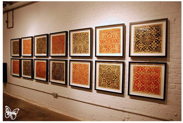 "Opening: Shepard Fairey ""Sound & Vision"" @ Stolenspace, London: shepard_fairey_37_20121021_1527987506.jpg"