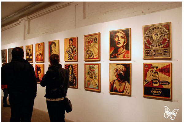 "Opening: Shepard Fairey ""Sound & Vision"" @ Stolenspace, London: shepard_fairey_41_20121021_1375015857.jpg"