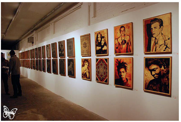 "Opening: Shepard Fairey ""Sound & Vision"" @ Stolenspace, London: shepard_fairey_43_20121021_1187393204.jpg"