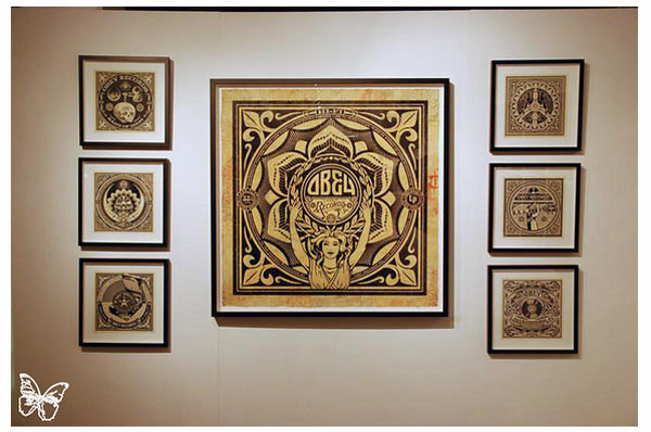 "Opening: Shepard Fairey ""Sound & Vision"" @ Stolenspace, London: shepard_fairey_59_20121021_1924126624.jpg"