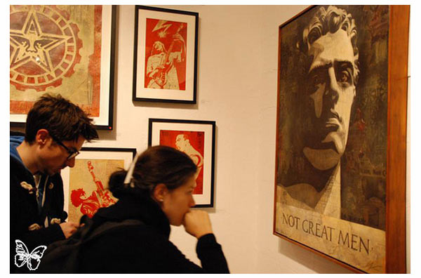 "Opening: Shepard Fairey ""Sound & Vision"" @ Stolenspace, London: shepard_fairey_65_20121021_1267570914.jpg"