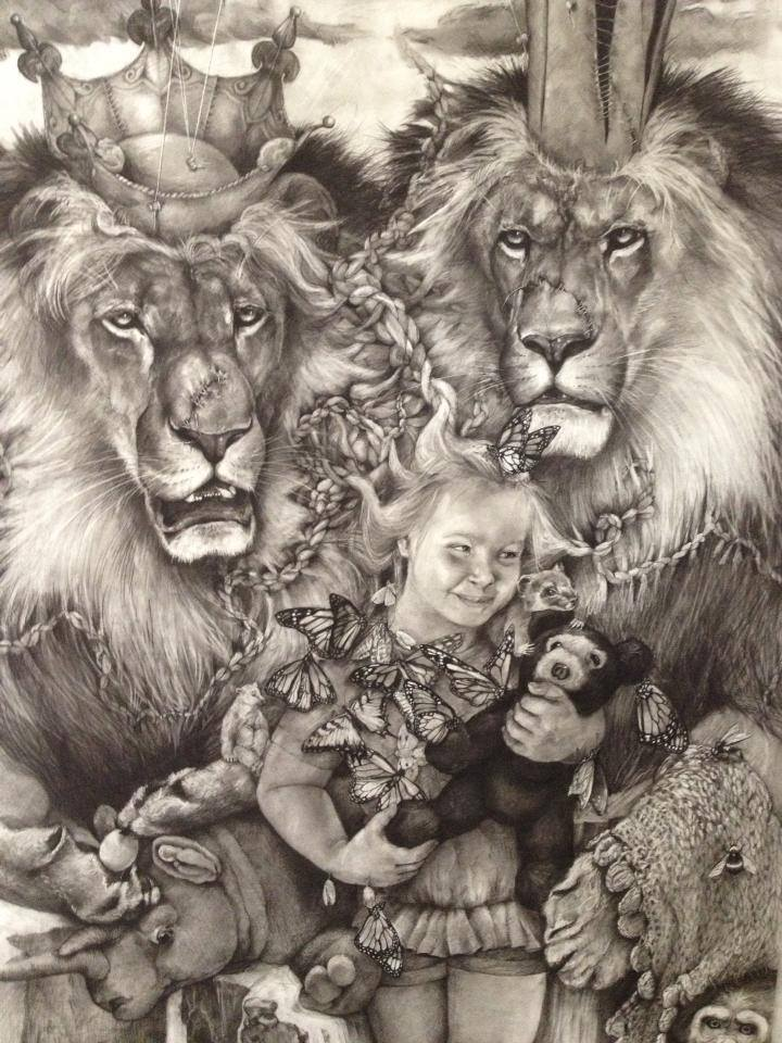 Amazing Pencil Works by Adonna Khare : 29539_634104023278527_2085371642_n.jpg