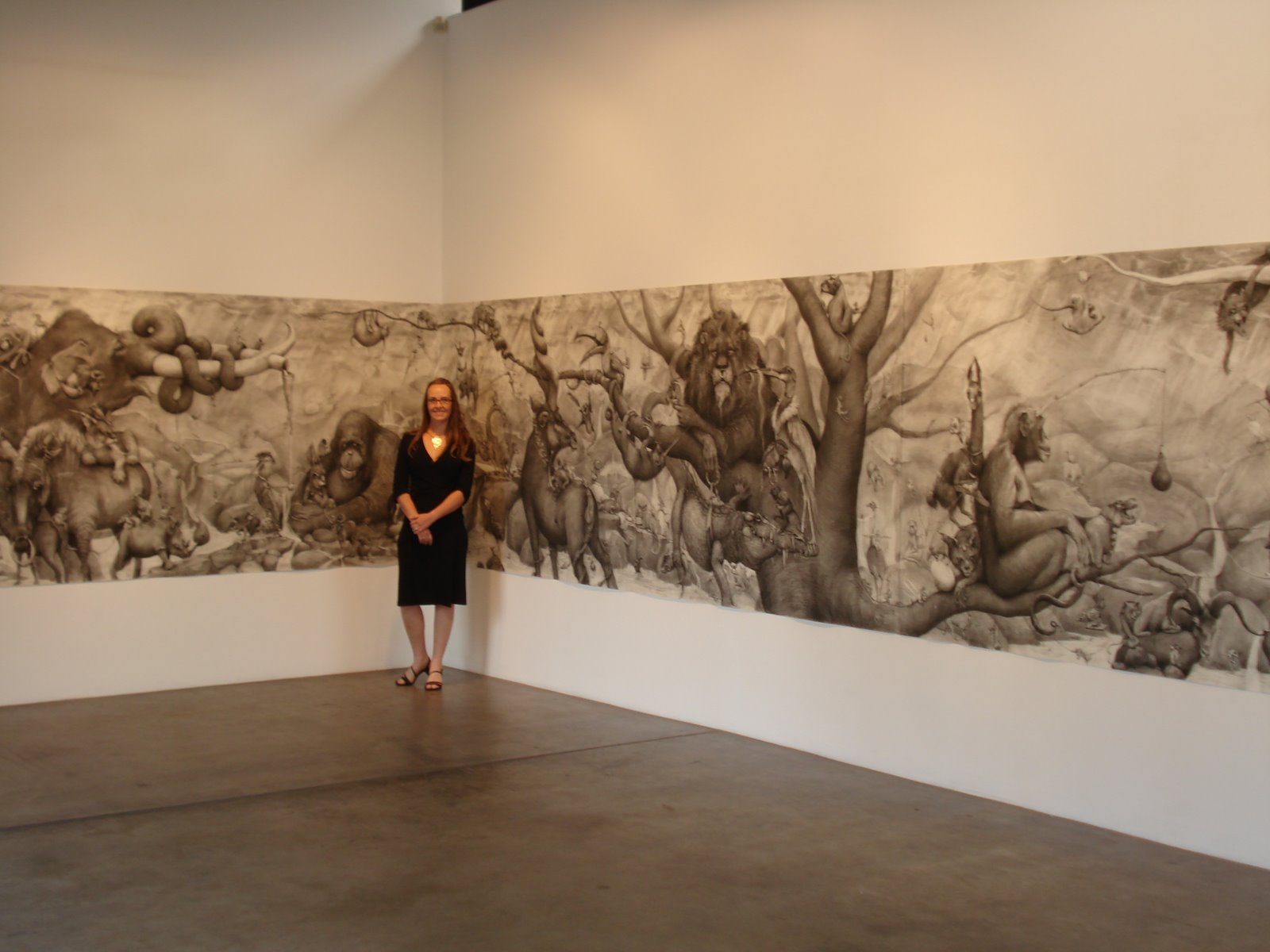 Amazing Pencil Works by Adonna Khare : A-Mural-11.jpg