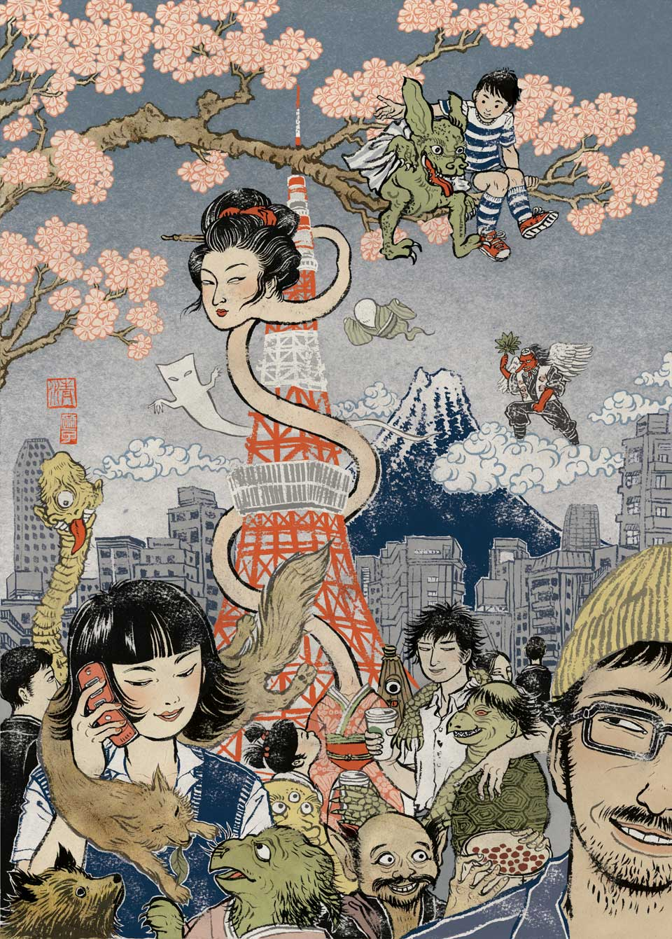 New Works by Yuko Shimizu: yuko_shimizu_two_15_20121027_1610932698.jpeg