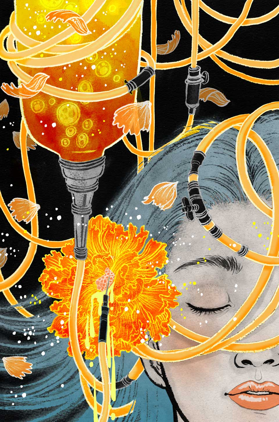 New Works by Yuko Shimizu: yuko_shimizu_two_1_20121027_2087613002.jpeg