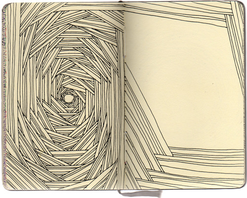 Moleskine Drawings by Stephanie Kubo: stephanie_kubo_18_20121028_1862650747.jpeg