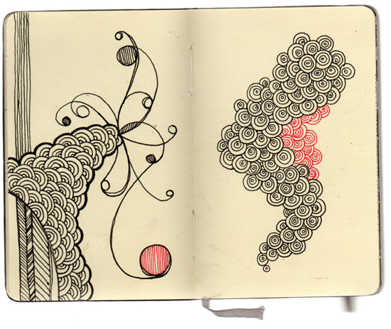 Moleskine Drawings by Stephanie Kubo: stephanie_kubo_3_20121028_1493097175.jpeg