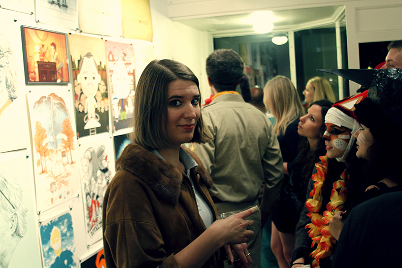 Opening: Bad Dads @ Spoke Art, SF: bad_dads_13_20121030_1818920704.jpg
