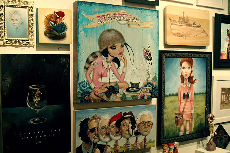 Opening: Bad Dads @ Spoke Art, SF: bad_dads_15_20121030_1043301212.jpg