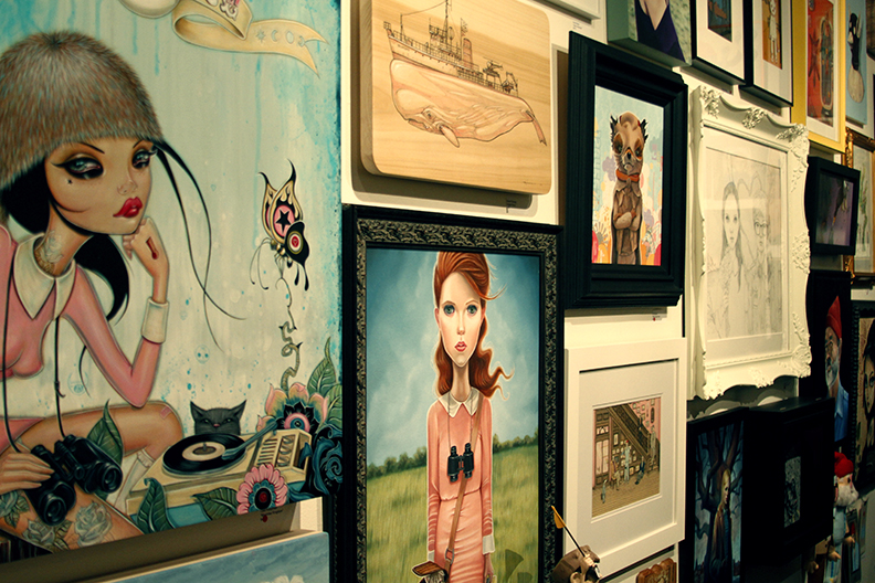 Opening: Bad Dads @ Spoke Art, SF: bad_dads_18_20121030_1329049915.jpg