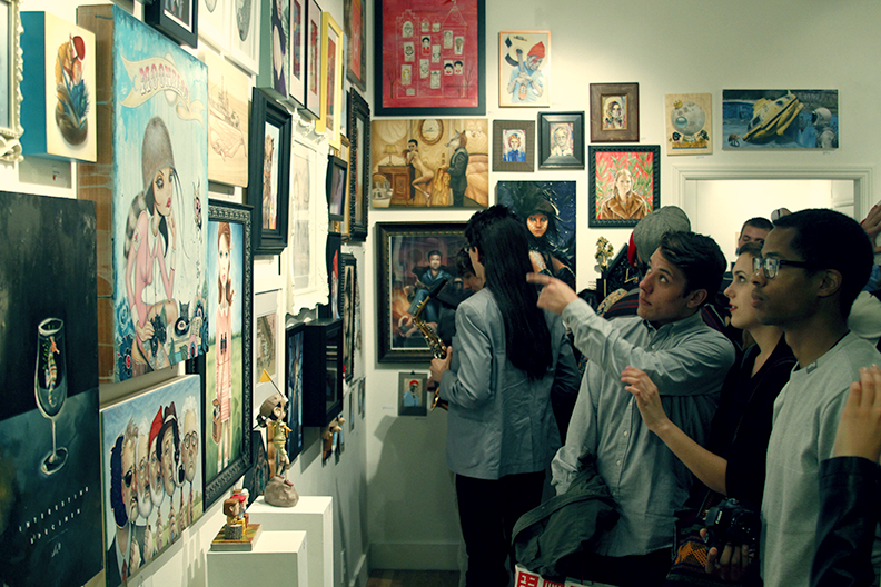 Opening: Bad Dads @ Spoke Art, SF: bad_dads_6_20121030_2000004538.jpg