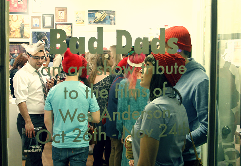 Opening: Bad Dads @ Spoke Art, SF: bad_dads_8_20121030_1113437219.jpg