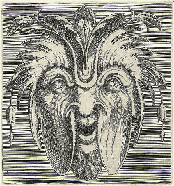 Grotesque Mask Heads, circa 1555: frans_huys_10_20121031_1918057187.jpeg