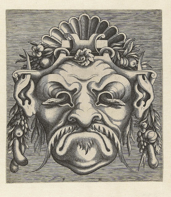 Grotesque Mask Heads, circa 1555: frans_huys_20_20121031_1775334604.jpeg