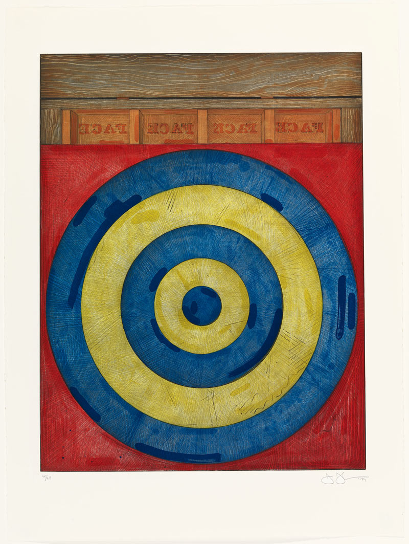 Jasper Johns: Seeing with the Mind's Eye @ SFMOMA: jj_sfmoma_11_20121101_1065183043.jpg