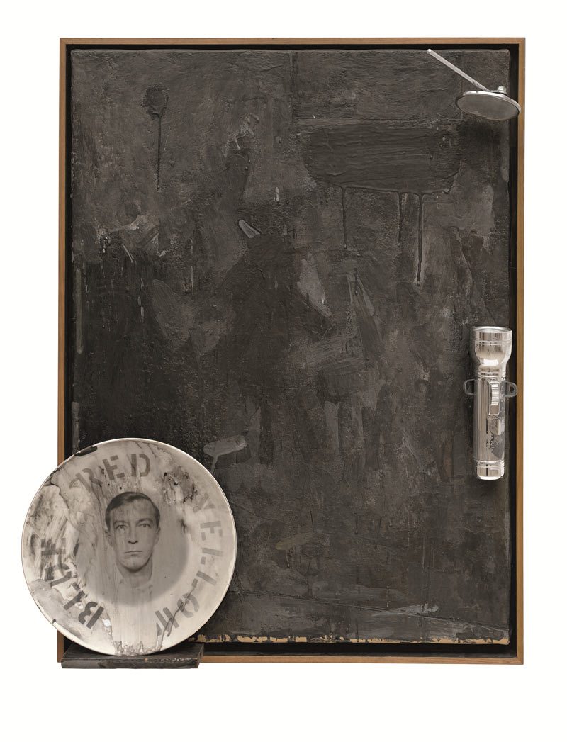 Jasper Johns: Seeing with the Mind's Eye @ SFMOMA: jj_sfmoma_16_20121101_1593380664.jpg