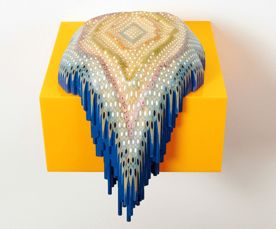 Staedtler pencil sculptures by Lionel Bawden: lionel_bawden_10_20121101_1961432224.jpeg