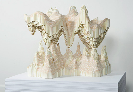 Staedtler pencil sculptures by Lionel Bawden: lionel_bawden_11_20121101_1212458951.jpeg