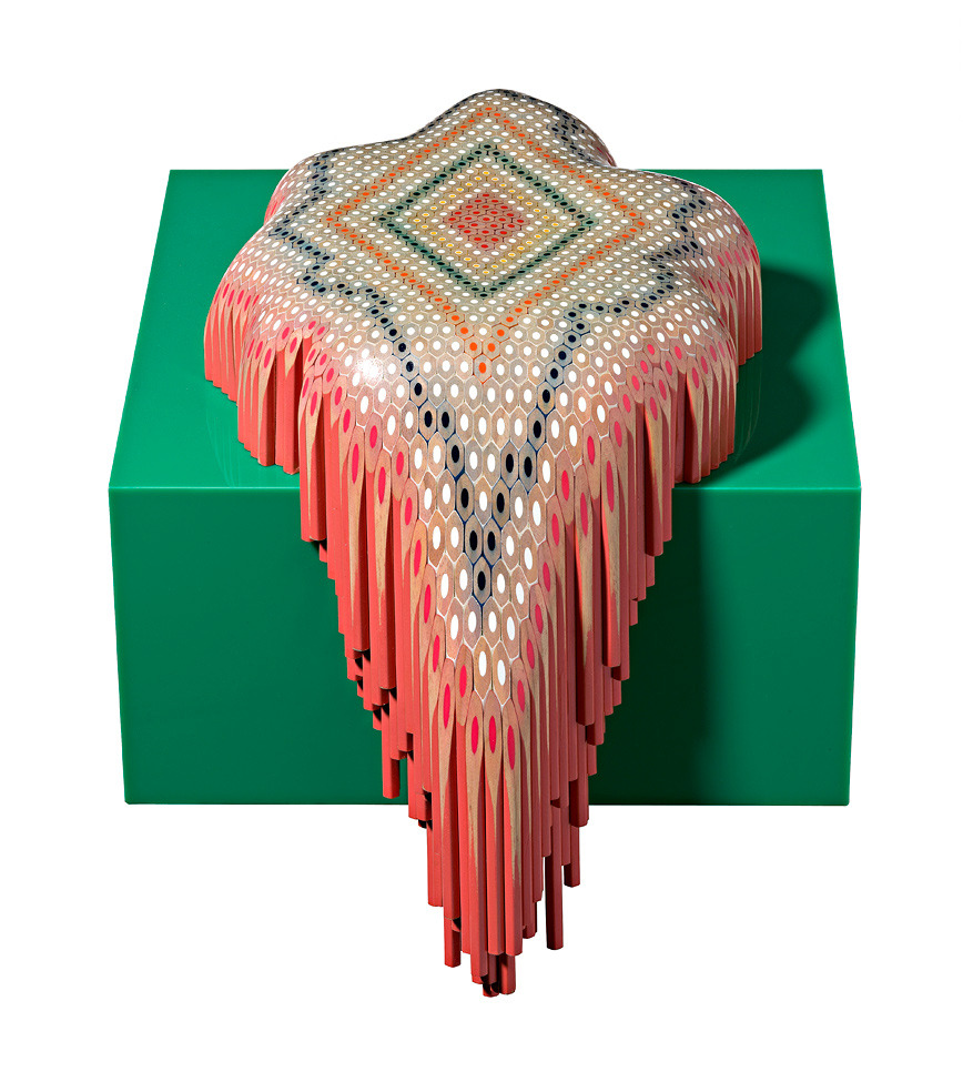 Staedtler pencil sculptures by Lionel Bawden: lionel_bawden_14_20121101_1717256054.jpeg