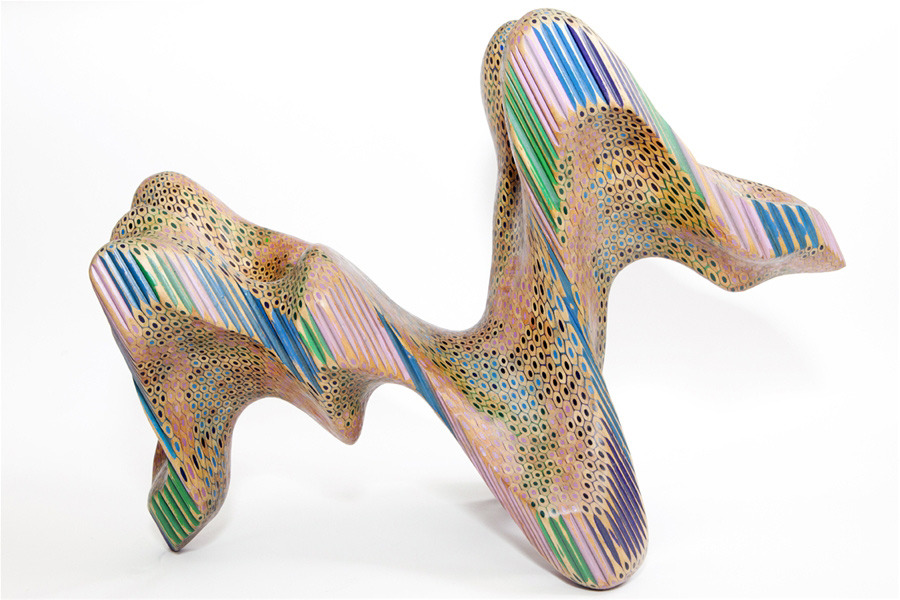 Staedtler pencil sculptures by Lionel Bawden: lionel_bawden_5_20121101_2096217687.jpeg