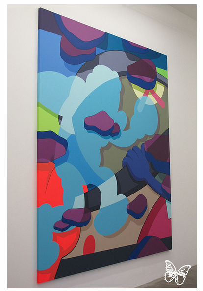 "Opening: KAWS ""Imaginary Friends"" @ Galerie Perrotin, Paris: kaws_-_imaginary_friends_12_20121104_1157932680.png"