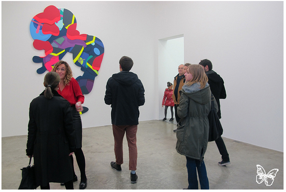 "Opening: KAWS ""Imaginary Friends"" @ Galerie Perrotin, Paris: kaws_-_imaginary_friends_14_20121104_1898570071.png"