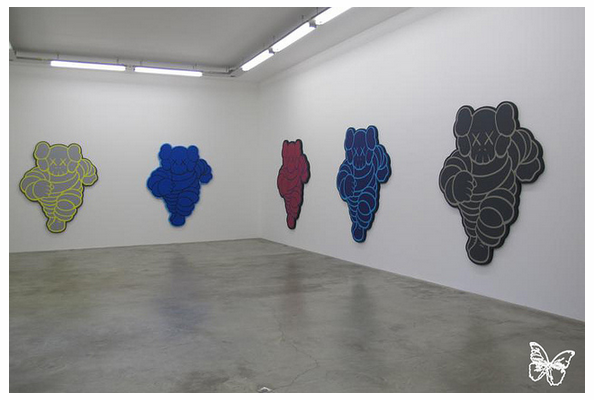 "Opening: KAWS ""Imaginary Friends"" @ Galerie Perrotin, Paris: kaws_-_imaginary_friends_22_20121104_1638703082.png"