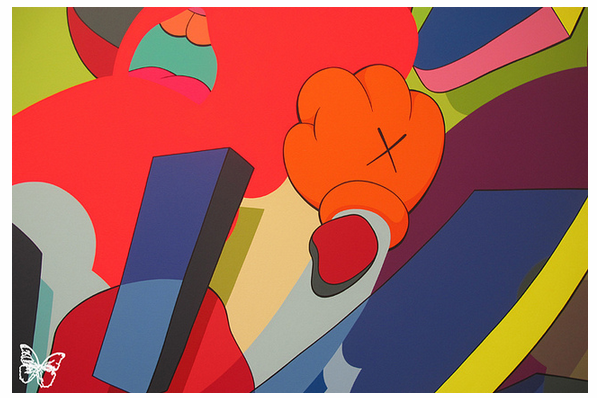 "Opening: KAWS ""Imaginary Friends"" @ Galerie Perrotin, Paris: kaws_-_imaginary_friends_28_20121104_1468031286.png"