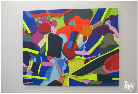 "Opening: KAWS ""Imaginary Friends"" @ Galerie Perrotin, Paris: kaws_-_imaginary_friends_30_20121104_1111296972.png"