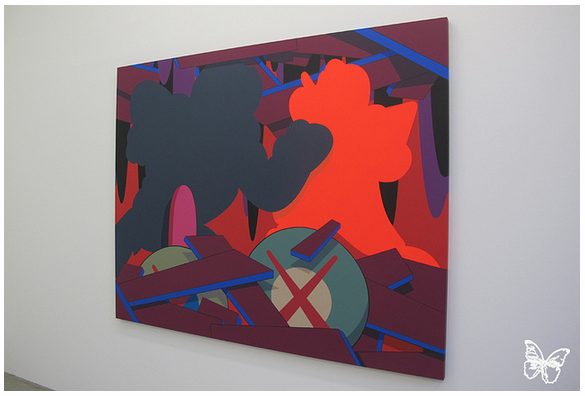 "Opening: KAWS ""Imaginary Friends"" @ Galerie Perrotin, Paris: kaws_-_imaginary_friends_4_20121104_1450868028.png"