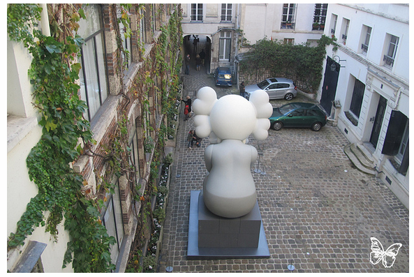 "Opening: KAWS ""Imaginary Friends"" @ Galerie Perrotin, Paris: kaws_-_imaginary_friends_6_20121104_1717098391.png"
