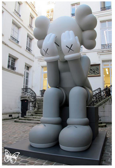 "Opening: KAWS ""Imaginary Friends"" @ Galerie Perrotin, Paris: kaws_-_imaginary_friends_8_20121104_1091621662.png"