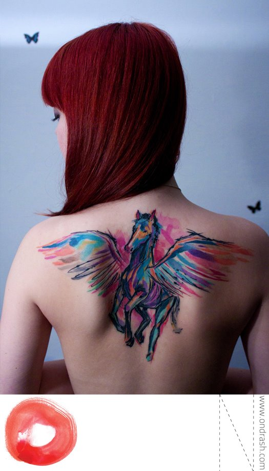 Painterly Tattoos by Ondrash: ondrash_18_20121106_1630161520.jpg