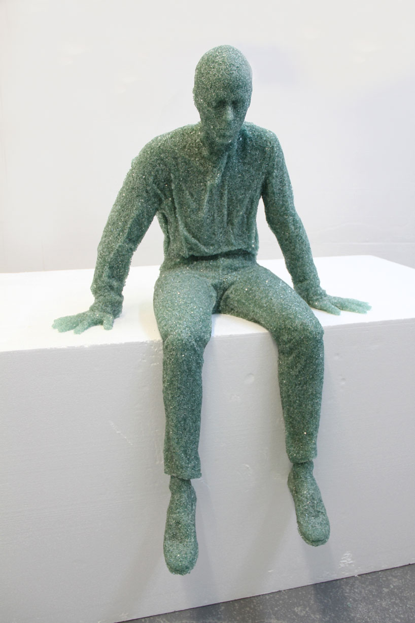 Shattered Glass Sculptures by Daniel Arsham : daniel_arsham_11_20121106_1200022627.jpeg