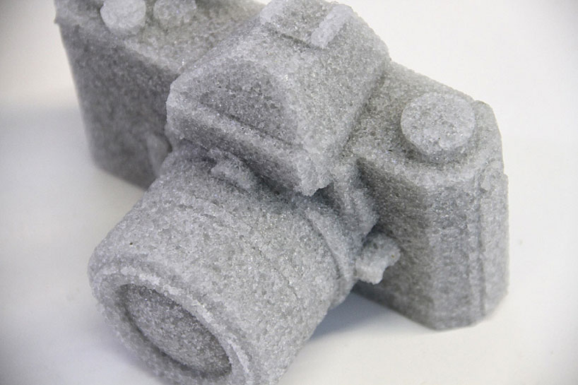 Shattered Glass Sculptures by Daniel Arsham : daniel_arsham_5_20121106_1778520070.jpeg