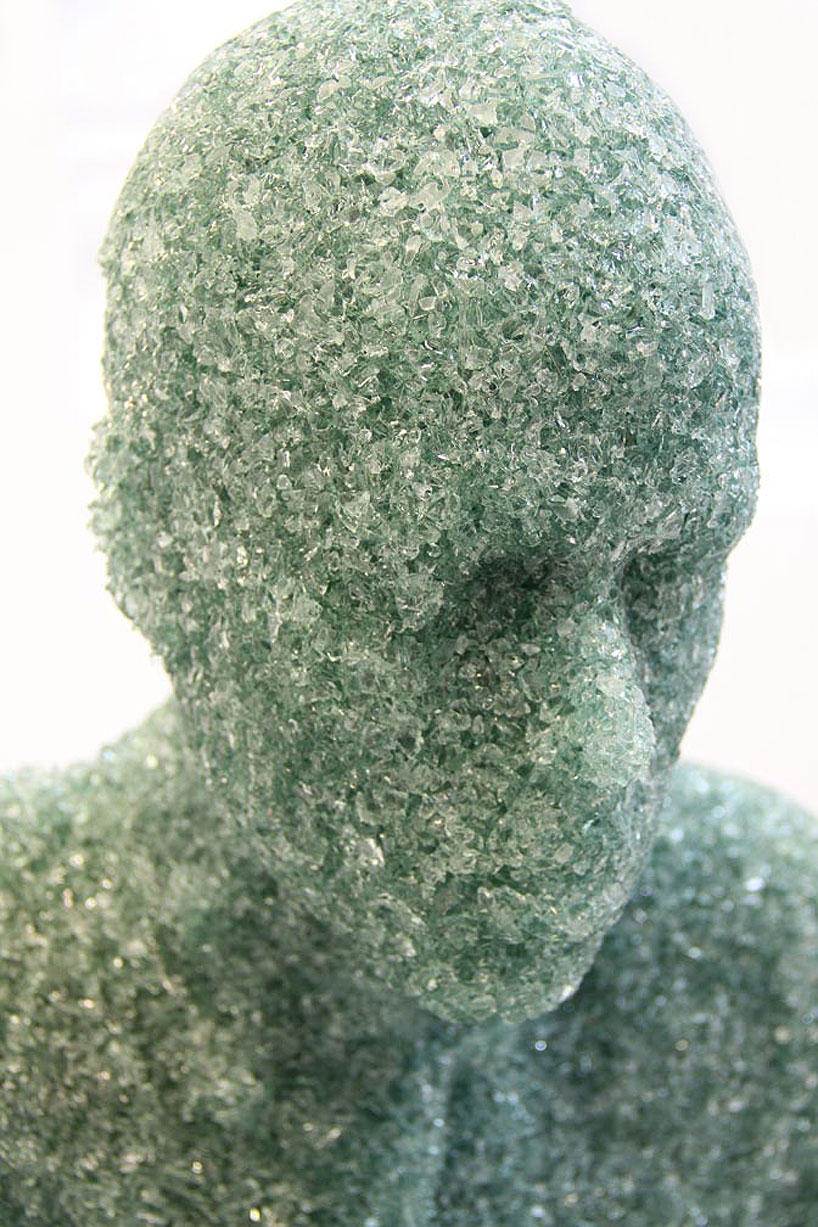 Shattered Glass Sculptures by Daniel Arsham : daniel_arsham_9_20121106_1165307383.jpeg
