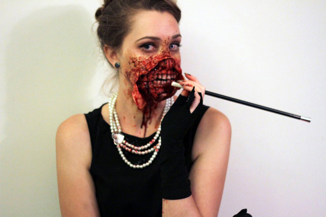 The Zombie Audrey Hepburn Costume (Late Edition): zombie_audrey_hepburn_10_20121112_1097362979.jpeg