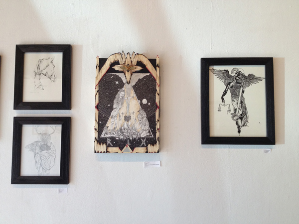 Review: 'The Shroud Opaque' @ Old Crow Tattoo and Gallery in Oakland, CA: shroud_opaque_17_20121113_1692205217.jpg