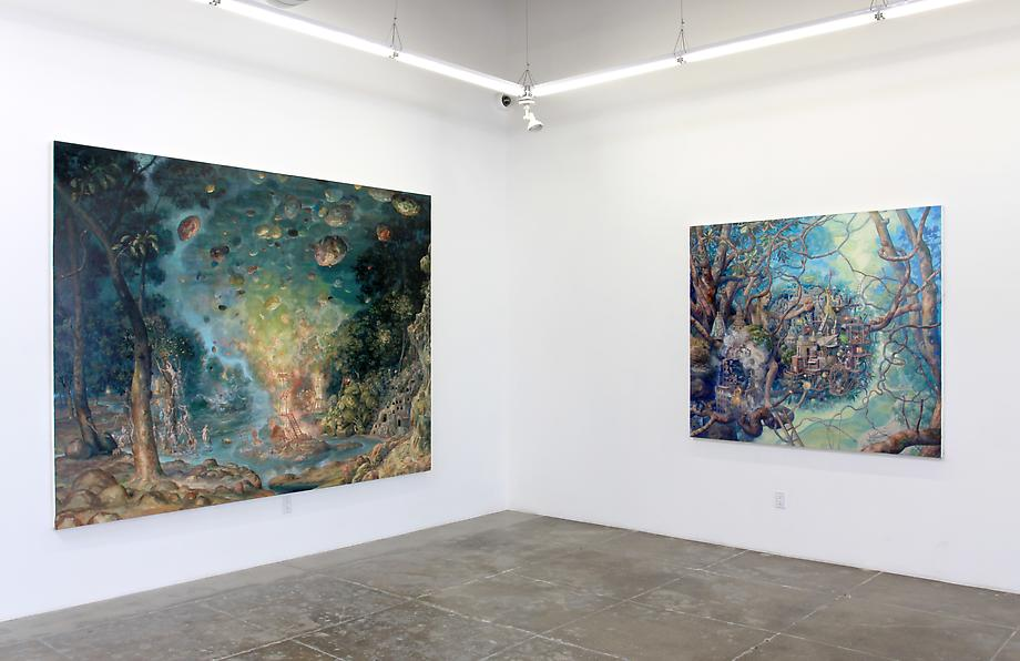 "Julie Heffernan ""Sky's Falling"" @ Mark Moore Gallery, Culver City: julie_heffernan_11_20121113_1786184801.jpg"